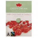 Dark chocolate & cranberry van Green Dream