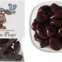 Moose Poops - Gedroogde cranberries in chocolade
